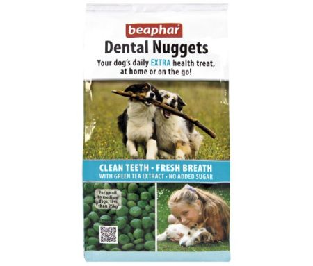 Dental nuggets 300g, Beaphar