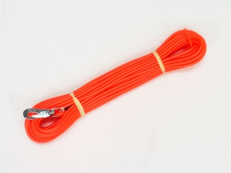 Spårlina 15mtr x 4mm, Orange