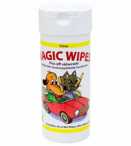 Magic Wipes, Citrus