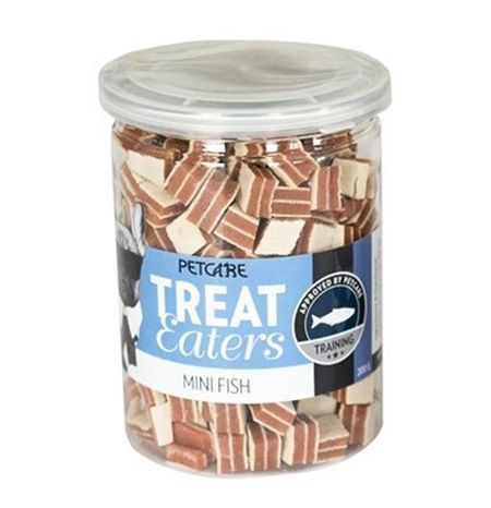 Mini Treats Fish, 200g