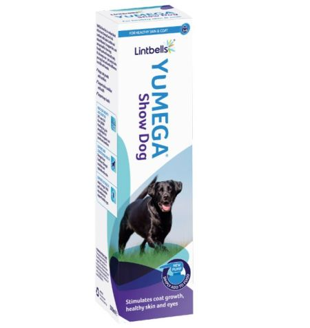 YuMEGA Show Dog, 500ml, Lintbells