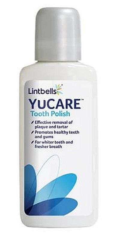 YuCARE Tooth Polish, 30ml