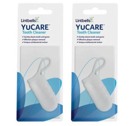 2 x YuCare Toothcleaner, Lintbells