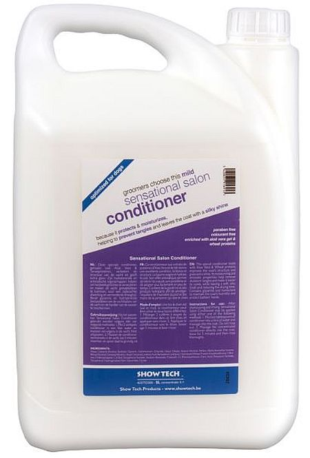 Show Tech Sensational Salon conditioner, 5 liter