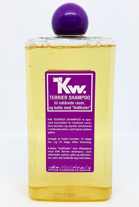 KW TERRIER SCHAMPO 500ml