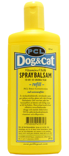 PCL SPRAYBALSAM 450ml REFILL