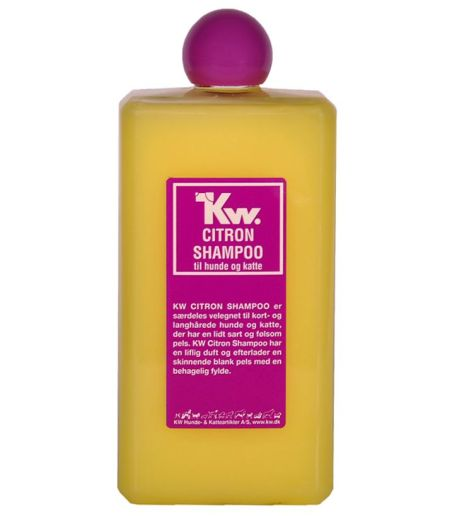 KW CITRON SCHAMPO 500ml