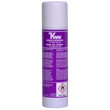 KW MINKOLJA SPRAY 220ml