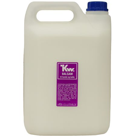 KW BALSAM HAIR-CARE 5 liter